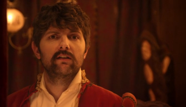 Adam Scott In The First Episode Of Comedy Central's 'Drunk History'