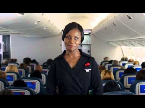 Delta's In-Flight Safety Video Will Have You Laughing Out Loud