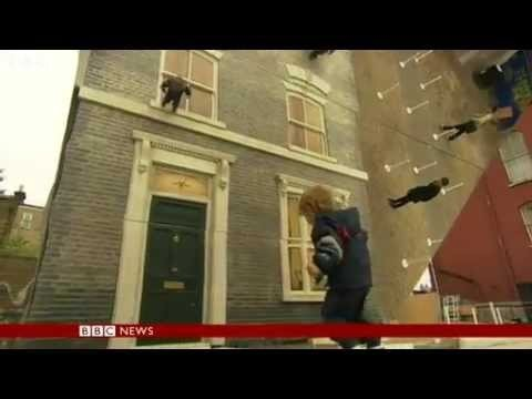 Leandro Erlich's Dalston House Art installation Will Blow Your Mind