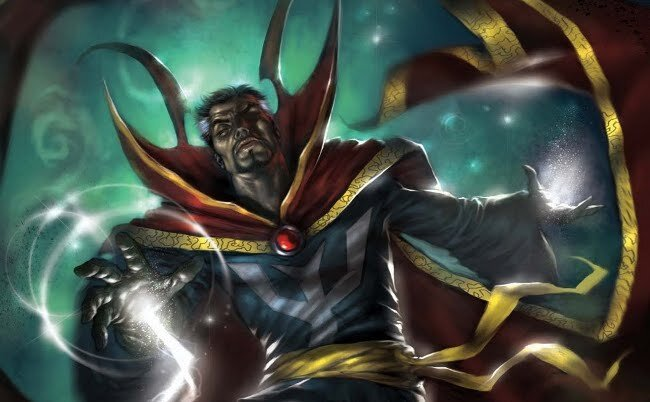 The 'Doctor Strange' Movie Could Open With Teenage Angst