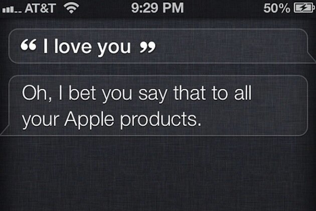 10 Hilarious Siri Conversations