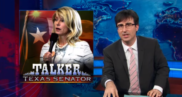 BREAKING NEWS! Daily Show: Texas Senate To Task Over Wendy Davis