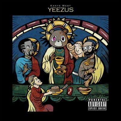 "Religious Artwork Inspired by Kanye West and ""Yeezus"""