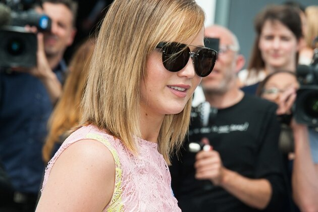 WTF Is She Wearing: Jennifer Lawrence at Paris Fashion Week