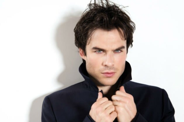 Let's Get Lost in the Eyes of 'Vampire Diaries' Star Ian Somerhalder