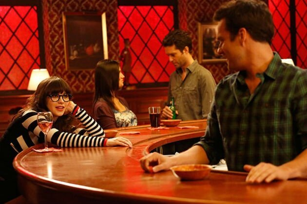 Get Drunk, 'New Girl'-Style with Zooey Deschanel in new GIF's!