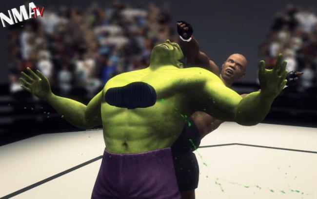 UFC 162's Silva Vs. Weidman Gets The Taiwan Animation Treatment