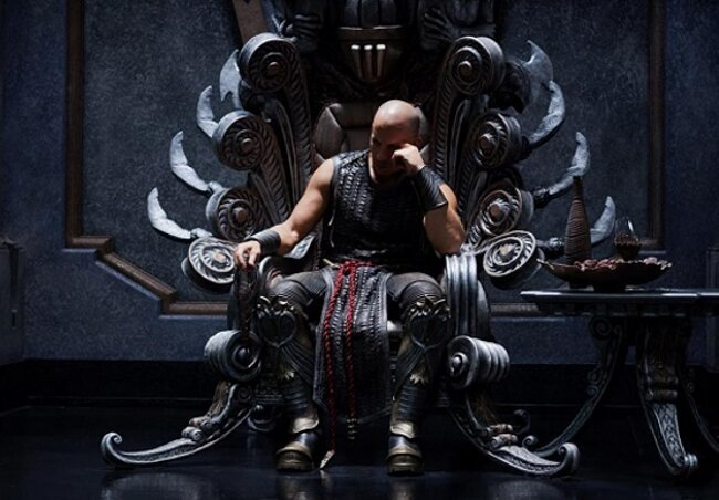 Check Out The First TV Spot For 'Riddick'