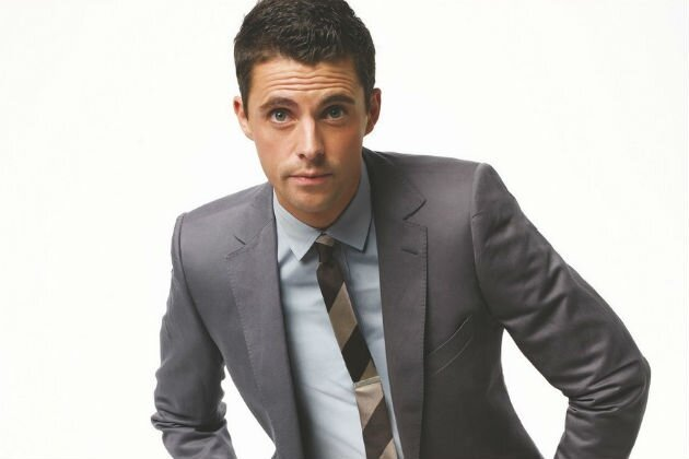 Actor Matthew Goode Is Lookin' Good