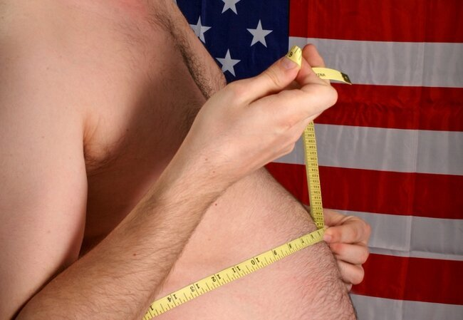 The U.S. Is No Longer The World's Fattest Country