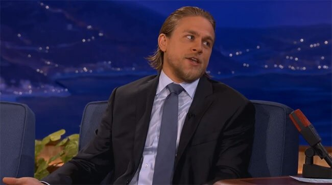 Charlie Hunnam's Real Life Accent Is Officially A Trainwreck