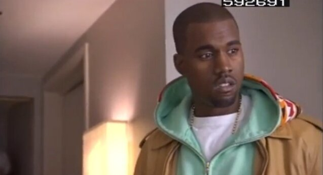 Watch Footage From Kanye West's Unaired HBO Pilot