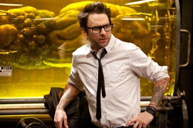 'Pacific Rim' Star Charlie Day Is Adorably Nerdy