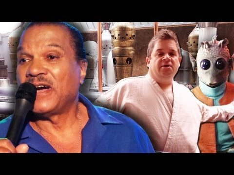 Watch Lando Calrissian Sing 'Star Wars' Cantina Karaoke