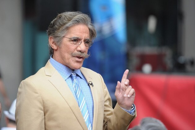 Geraldo Shares Topless Selfie on Twitter, Internet Goes Crazy