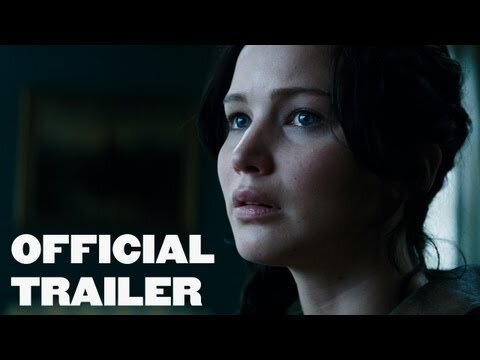 NEW! 'Hunger Games: Catching Fire' Trailer