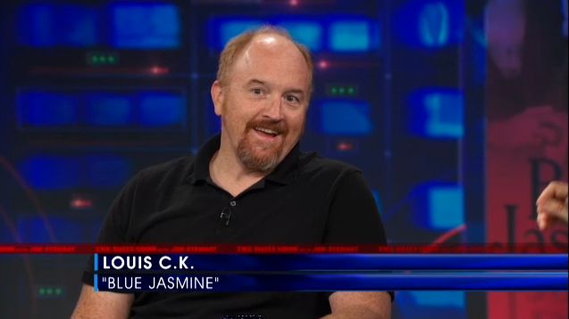 Louis C.K. Says 'F*ck Rolling Stone' On 'The Daily Show'