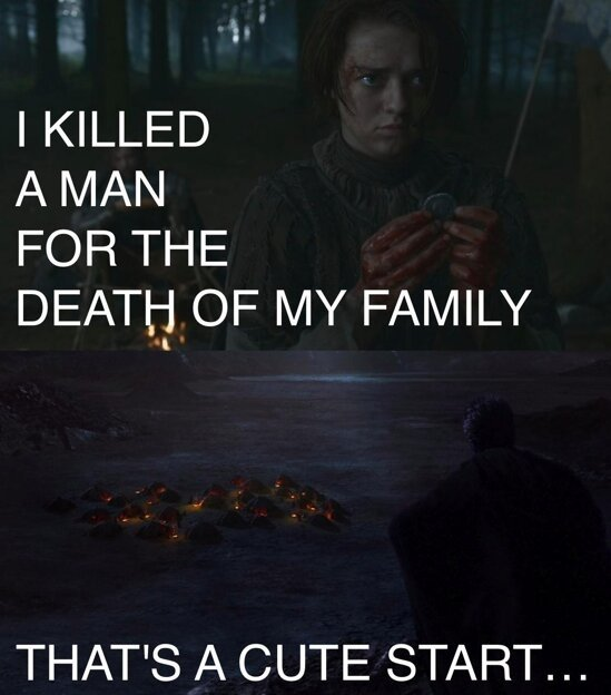 Star Wars Vs. Game Of Thrones Is Intense