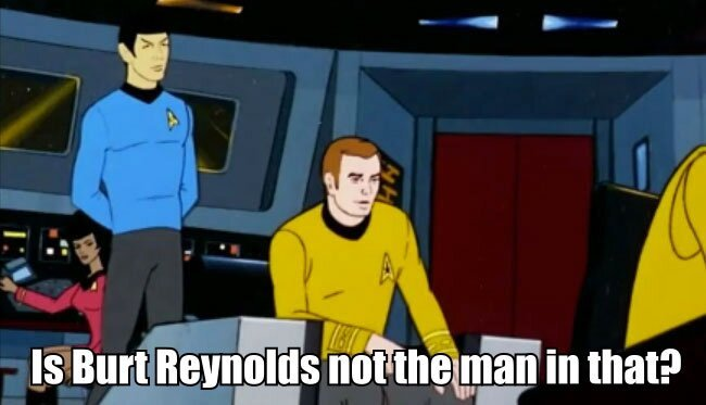 Watch Archer + Star Trek The Animated Series Hilarious Video Mashup
