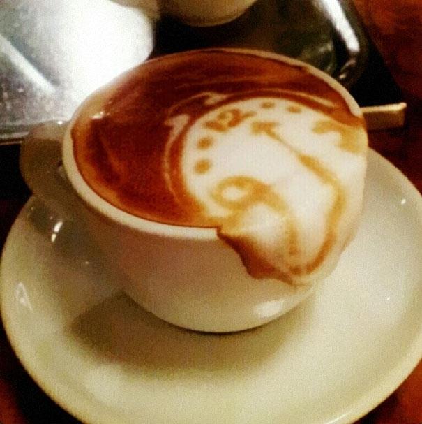 More Incredible 3D Latte Art by Kazuki Yamamoto