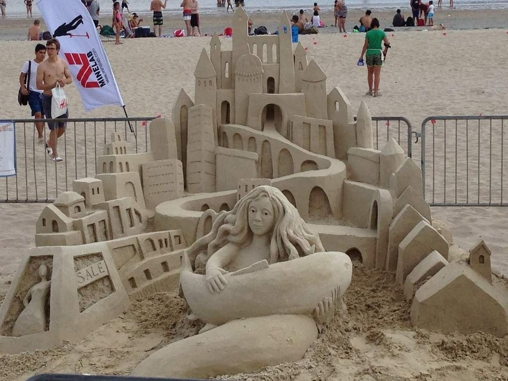 The Best Of 2013 Revere Beach Sand Sculpting Festival.