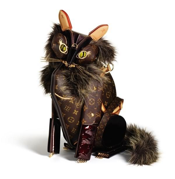 Louis Vuitton's Amazing Animal Sculptures.