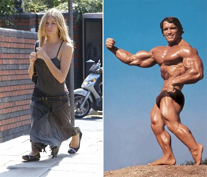 Celebs Photoshopped To Look Like Midgets.