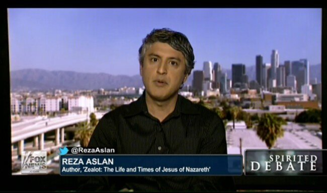 Fox News Hits New Low With Reza Aslan Interview