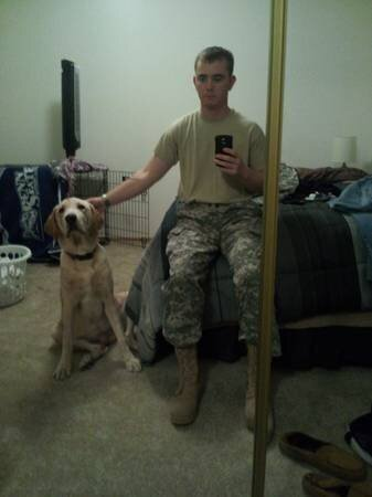 Craigslist Ad Asks If Anyone's Seen Soldier's Dog