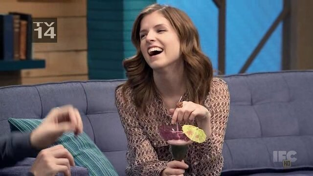 Anna Kendrick Showed Off 'Loser Faces' On 'Comedy Bang! Bang!'