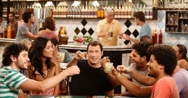 John Travolta: Ruining Alcohol (And Brazil) Like He Ruined Christmas