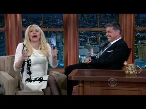 Craig Ferguson & Courtney Love Discuss Her Trying To Sex Him