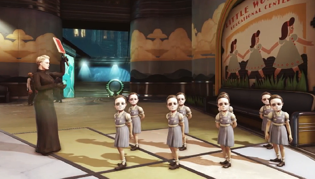 'Bioshock Infinite''s New DLC Goes From Columbia To Rapture