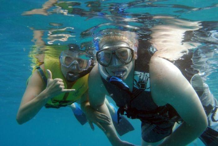 The Danger of Scuba Diving