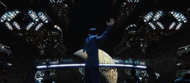 Teaser Trailer: Ender's Game movie, directed by Gavin Hood