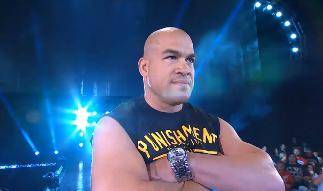 Tito Ortiz Showed Up On Last Night's Impact Wrestling