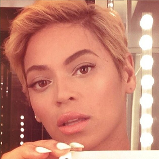 Beyonce's New Short Haircut Looks Awfully Familiar