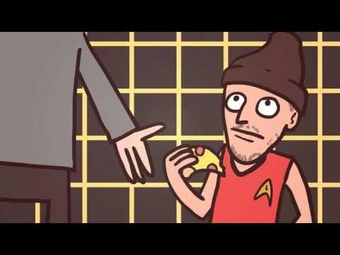 Badger's 'Star Trek' Story From 'Breaking Bad' Gets Animated