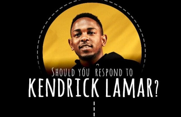 "Whether or not To Respond to Kendrick Lamar After Verse in ""Control"""