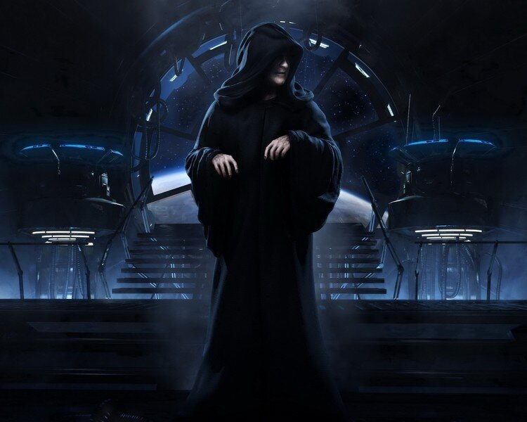 STAR WARS: EPISODE VII - Palpatine Returns