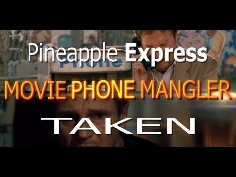 Movie Mashups! Pineapple Express Meets Taken