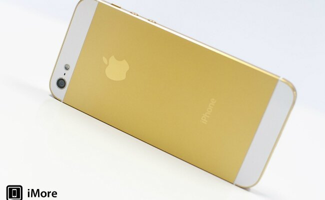 Apple Will Make A Gold iPhone