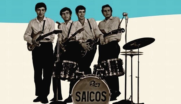 Meet The First Punk Band, Los Siacos