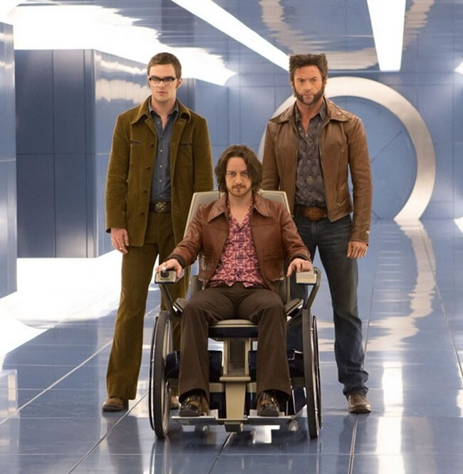 X-Men Days of Future Past first Official Image
