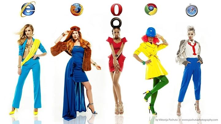 Internet Logo Designs Transformed Into Fashion