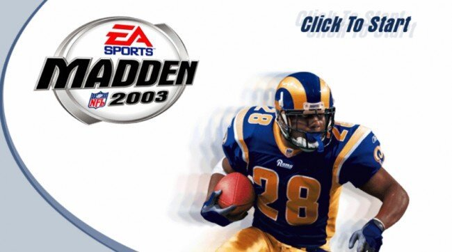 Revisiting First 'Madden NFL' Soundtrack From 2003