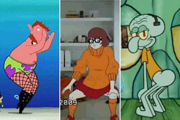 15 Cartoons Better at Twerking Than Miley