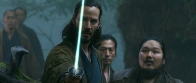 '47 Ronin' Has A New Slicin' And Dicin' International Trailer