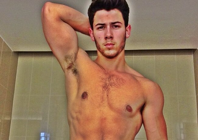 Nick Jonas Posted A Shirtless Selfie To Instagram