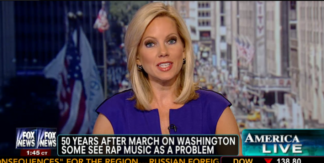 Fox News Reports On Own Rap Music Story